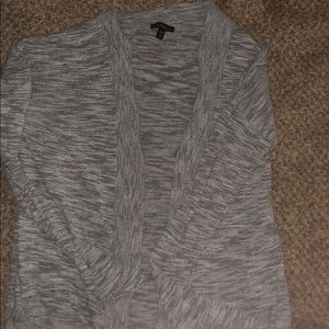 GRAY CARDIGAN BY EXPRESS SIZE SMALL!